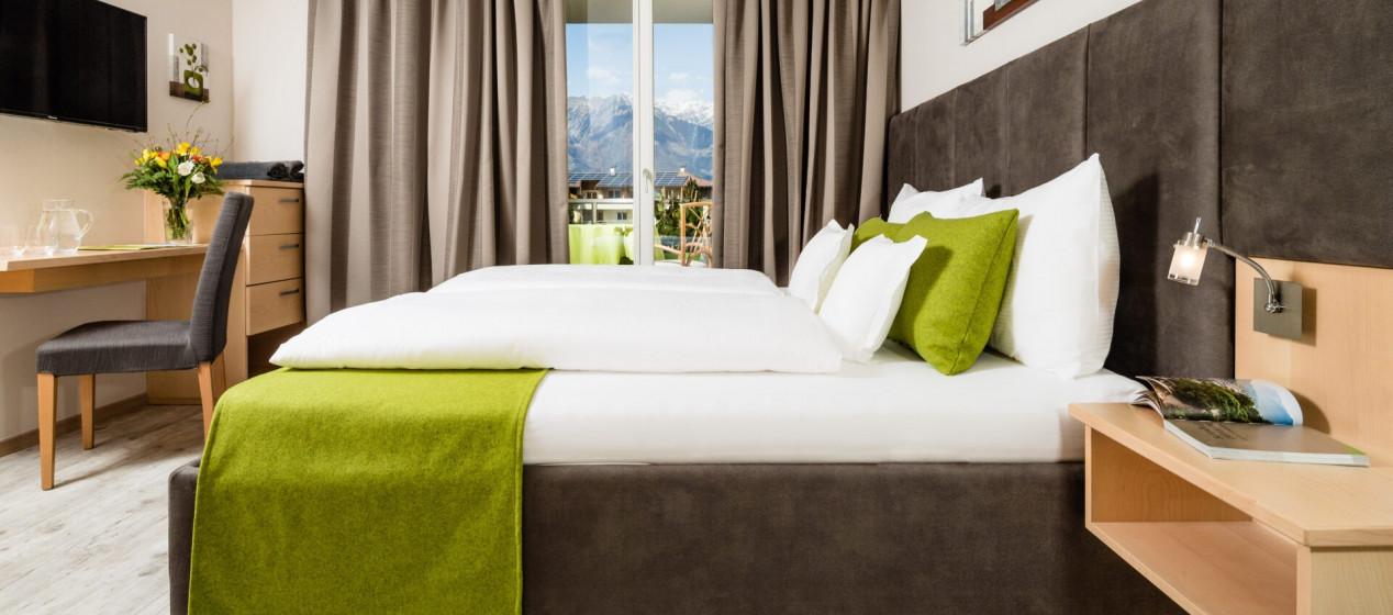 Zimmer Weinsepp - 4 Sterne Hotel in Lana Pfeiss - Meran - Südtirol