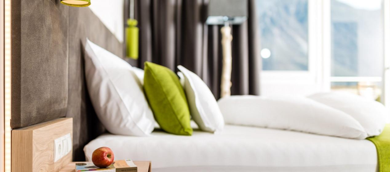Suiten - 4 Sterne Hotel in Lana Pfeiss - Meran - Südtirol