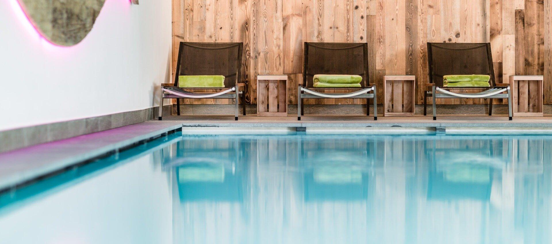 Infinity Pool 4 Sterne Hotel in Lana Pfeiss - Meran - Südtirol