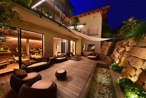 Abend SPA 2 - Hotel im Meraner Land