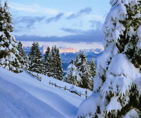 Hotel 4 Sterne, Winterurlaub Südtirol bei Meran,
