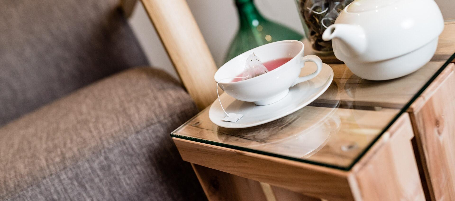 Alpicare Tee - VITALIS Dr. Joseph - 4 Sterne Hotel in Lana Pfeiss - Meran - Südtirol