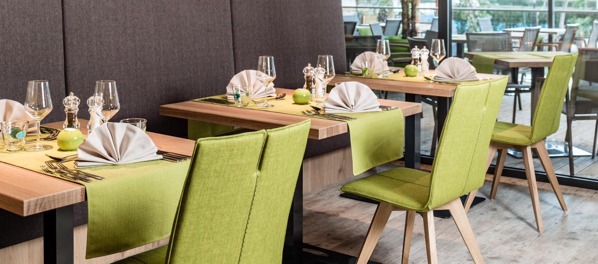 Restaurant 4 Sterne Hotel in Lana Pfeiss - Meran - Südtirol