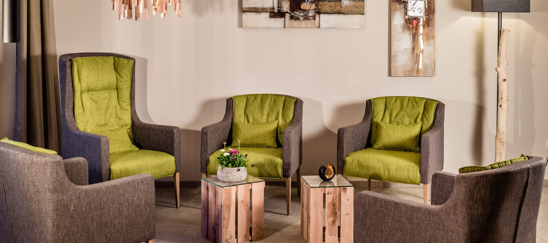 Bar 4 Sterne Hotel in Lana Pfeiss - Meran - Südtirol
