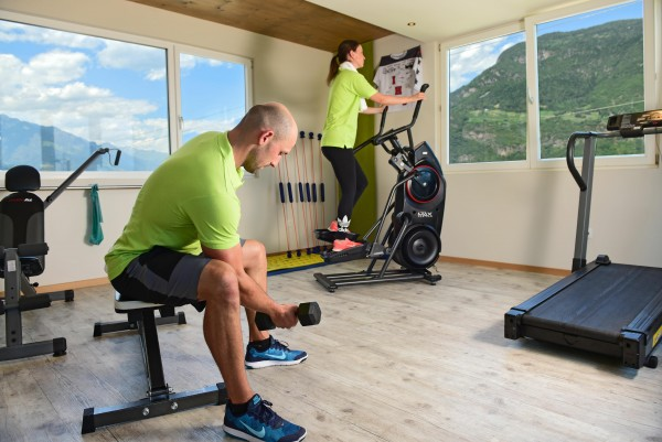 Hotel 4 Sterne, Südtirol, fitnessraum